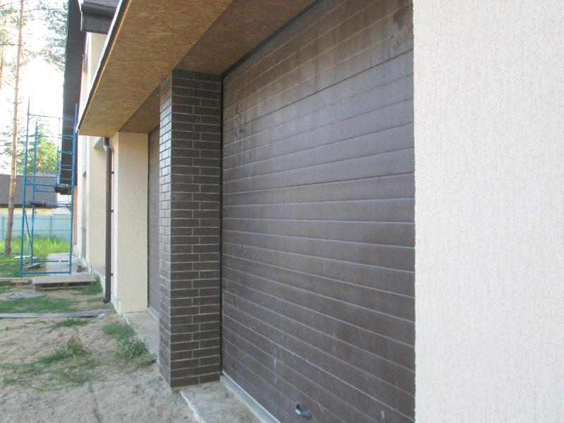 Штукатурка для фасада из газосиликатных блоков